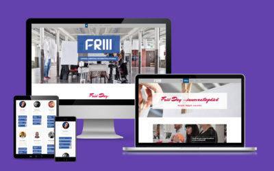 friii wordpress verkkosivusto