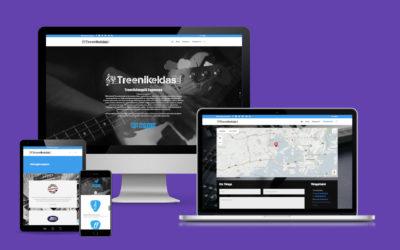 treenikeidas wordpress verkkosivusto