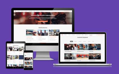 gofore wordpress verkkosivusto